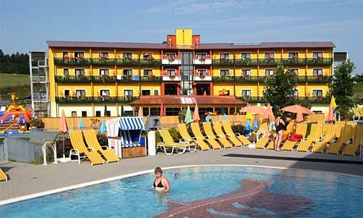 Burgenland Urlaub inTherme Stegersbach und Hotel Puchasplus